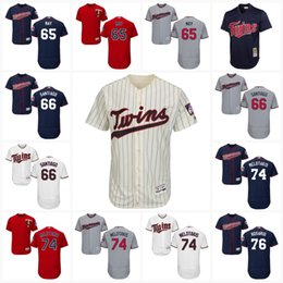 Wholesale 2017 Minesota Twins Trevor May Santiago Zach Granite Mason Melotakis Rosario Flex Base On field Custom Baseball Jerseys