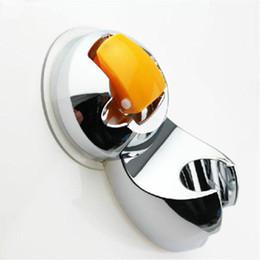 Wholesale Shower Heads For Bathroom - New Practical Adjustable Sucker Shower Head Stand Bracket Holder For Bathroom hot