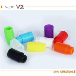 Wholesale Disposable Drip Tip E Cig - Wholesale- 5Pcs lot E-Cig silicone disposable drip tips Test Drip Tips Mouthpiece Individually Package for optional Single Use Drip Tip