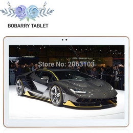 Wholesale Android 3g Gps Tab - Wholesale- 10 inch 3G 4G Lte The Tablet PC Octa Core 4G RAM 32GB ROM Dual SIM Card Android 5.1 Tab GPS bluetooth tablets 10 10.1 + Gifts