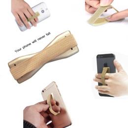 Wholesale Slings Pc - Wholesale-1 Pcs Grip Finger Universal Selfie Strap Sling Main Holder Mont for Smartphone and Tablet Anti-Slip Finger Straps Slings