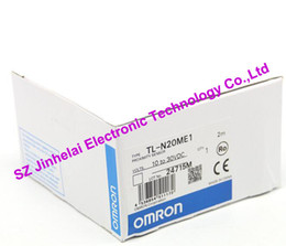 Interruptor de proximidade novo e original de 100% TL-N20ME1 OMRON, sensor de proximidade 2M 10-30VDC de