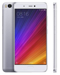 """Wholesale xiaomi mi - Xiaomi Mi5s Mi 5s Unlocked Cell Phone Snapdragon 821 Quad Core 64GB 128GB 5.15""""Inch 1920x1080P Fingerprint ID 4G LTE"""