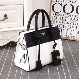 Wholesale Genuine Capacity - New style fashion female handbag luxury brand package import leather handbags diagonal shoulder bag large capacity hip hop