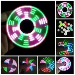 Nuovi giradischi a rotazione ad alta velocità con 18 modelli EDC Rainbow Hand Spinners Interruttore a sfere in metallo con cuscinetti elettrolitici per bambini da interruttore rotante fornitori