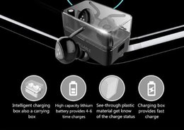 Wholesale Syllable Wireless Bluetooth Headphones - 2017 NEW original Syllable D900 Mini Headphone Bluetooth Stereo Wireless Earphone Bluetooth Headset Handsfree Mini Earbud with mic