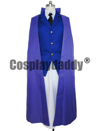 Hetalia cosplay feminino on-line-Axis Powers Hetalia Cosplay Nyotalia França Feminino Vestido H008