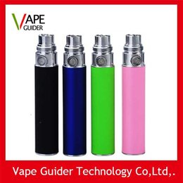 Wholesale Cheapest Ego Tops - Top Quality ego t Battery Electronic Cigarette E cig Ego Batteries match CE4 CE5 clearomizer 510 thread battery Cheapest price