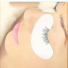 Wholesale Wholesale Eye Patch - 200pairs under eye pads the thinest lint free Eye Gel patches for eyelash extension from south korea Free shipping