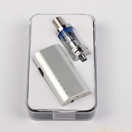 Wholesale E Cig New Design - 100% Original Jomo new design 40 watt e cig box mod Lite 40w vapor mod kit 3ml tank built-in battery Free DHL fast shipping