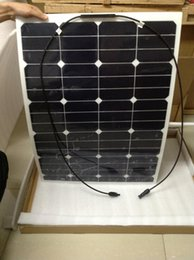Wholesale Wholesale China Solar Panel - 60W Sunpower solar panel DIY photovoltaic cell 24V dc CHINA factory directly good price per watt