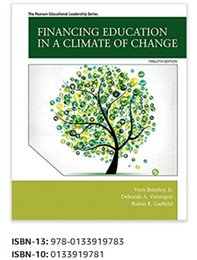 Wholesale 2017 New Financing Education in a Climate of Change th Edition th Edition Books book ISBN