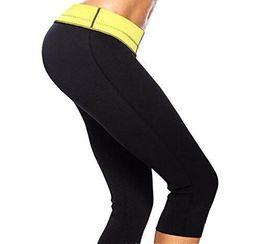 Wholesale Stretch Spandex Pants Wholesale - hot shaper pants neopren Stretch Neoprene Slimming control Pants Body Shaper Slimming pant Plus Size body corset bodysuit women DHL