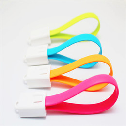 Wholesale Keychain Micro Usb Charger - Incharge Ultra Portable keychain ring travel charge cable micro usb charger cable for ios and android cell phone