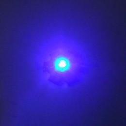 Wholesale Royal Lamps - Wholesale- 10pcs   lot 20mm Star Base 1W Royal Blue 445nm~455nm 3V~3.4V 300mA ~ 350mA Plant Grow LED Light Lamp Emitter
