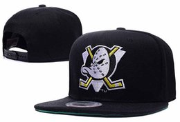 Wholesale Red Hats For Sale - 2017 New Hot Sale Anaheim Mighty Ducks camo Embroidery For Women gorras bones Hip Pop Hats Fashion Baseball Caps Snapback