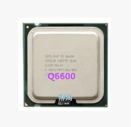 Wholesale Quad Core Processor 775 - Wholesale- Q6600 Processor 2.4GHz 8MB  Quad-Core FSB 1066 Desktop LGA 775 CPU (working 100%) sell Q6700