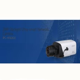 Wholesale Starlight Outdoor - Free shipping NEW PRODUCT Original dahua 2MP Starlight Ultra-smart Network Camera IPC-HF8281E