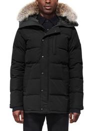Edredón de marca online-2018 nuevas marcas, edredón de invierno para niños de Canadá para hombres y chaqueta de abrigo.