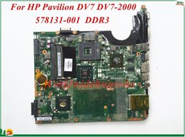 Wholesale Hp Pavilion Dv7 Motherboard Intel - 578131-001 For HP Pavilion DV7 DV7-2000 Laptop Motherboard DA0AX1MB6F0 PGA478 DDR3 100% Tested&Testing Video Support