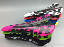 Wholesale Carbon Road Bikes For Sale - Hot Sale TXCH Full Carbon Bike Saddle Glossy 3K Bicycle Saddles For Road Bikes About 98g 134mm * 270mm 7 Colors For Sale