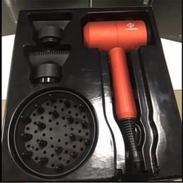 Wholesale Hair Blow Dry - Hot selling Kingsman Supersonic Hair Dryer Professional Salon Tools Blow Kingsman Dryer Heat Super Speed Blower Dry Hair Dryers
