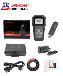 Wholesale Performance Pressure - Recommend OBDSTAR TP50 Intelligent Detection on Tire Pressure Support 315MHz and 433MHz Performance Stable and Perfect tpms tool