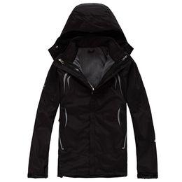 Wholesale Men S Diamond Chains - Hot sales men Fleece Apex Bionic Soft Shell North Polartec Jacket Male Sports Windproof Waterproof Breathable Face Outdoor Coats t004 2n1