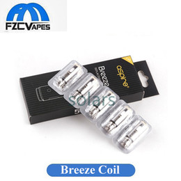 Wholesale Aspire Coils - Authentic Aspire Breeze Coil Head 0.6ohm U Tech Atomizer Coil for Aspire Breeze Vape Kit 100% Original