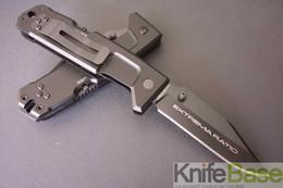 Wholesale Extrema Ratio Fulcrum Ii - Best gift EXTREMA RATIO FUlCRUM II D 4mm survival knife pocket knife folding knife hiking tools knives