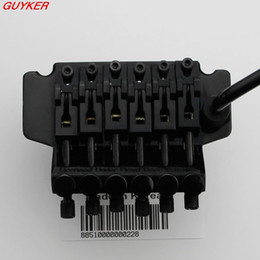Wholesale black floyd rose tremolo - NEW Floyd Rose Special Locking Guitar Tremolo Bridge BL-005 Black