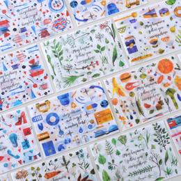 Wholesale Kawaii Letter Sets - Wholesale- 3Pcs Set Mini Cute Recycled Paper Gift Envelope Kawaii Flower Sulfuric Acid Mail Letter Postcard Kids School Materials Supplies