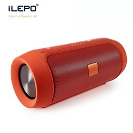 Wholesale Dhl Mini Rechargeable Speaker Bluetooth - Hands-free Function Speaker Charge2+ 1200mAH Rechargeable Battery Wireless Bluetooth Streaming Handfree Speakers Waterproof Speaker DHL Free