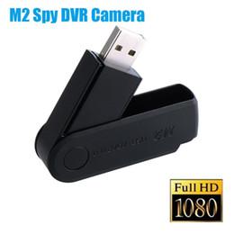 Wholesale Hd Pen Drive - HD 1080P Mini USB Memory Flash Camera U Disk Hidden Spy USb Drive Pen Video Camera Portable Camcorder DVR