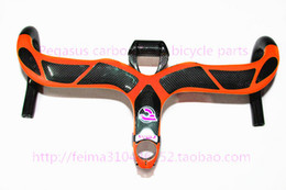 Wholesale Cinelli Carbon Bicycle Handlebar - New CINELLI full carbon fiber road bike bicycle handlebar bend the car + bike computer support