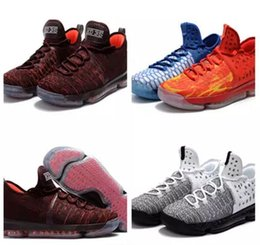 ... with box wholesale free shipping kd 9 fire ice sneakers mens kd9  basketball shoes