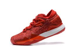 Wholesale Red Beard Man - Epacket 2016 men Crazylight Boost harden Basketball Shoes vol 1 low cut basketball shoe a full beard 9 colors Mens Sneaker y3factory