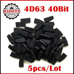 Wholesale Transponder Chip Key Wholesale - 2017 best selling auto car transponder chip OEM id83 4D63 40bit Chip for Ford Mazda 5pcs lot free shipping