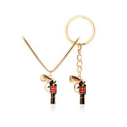 Wholesale Jade Pendants Face - 2pcs Pendant Necklaces keychain
