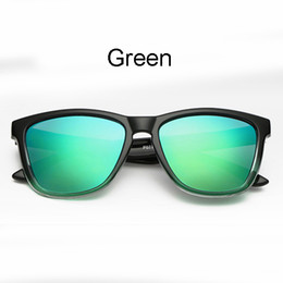 Wholesale Sports Wear For Adult - Vintage Polarized Men Sunglasses 2017 Woman New Style Luxury Glasses Fashion Designer Eye Wear Sport Sun Glasses For Men With Case