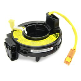 Wholesale Spring Auto Parts - 84306-0D021 843060D021 Spiral Cable Sub-Assy Clock Spring Replacement New Airbags Auto Air Bag Parts For Toyota Corolla 04-13