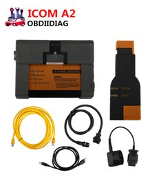 Wholesale Automotive Programming - Best Price ICOM A2+B+C Diagnostic & Programming Tool Without Software For BMW Cars Motorcycle Rolls-Royce Mini Cooper