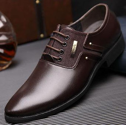 Wholesale Boutique For Sale - Hot sale high quality men's business boutique shoes, spring and autumn new leather men's business suits, leather shoes for male