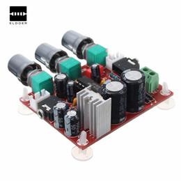 Wholesale Audio Processors - New Arrival Tone Board BBE Digital Audio Processor Exciter For Pre-amplifier Module Low Noise Figure Electronic Amplifier Board