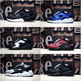 07397f88367788 Newest Air Huarache IV Run Ultra PK4 Running Shoes Huraches Running  Trainers Men Nanometer Technology KPU Material Huaraches Sneakers air mesh  material on ...