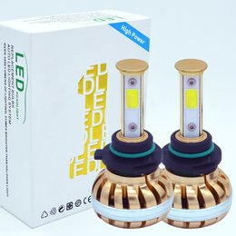 Wholesale H7 Led Canbus - 2x H7 7000Lm CSP COB Led 56W Car Headlight Light Bulb Canbus 6500K Auto DRL Fog Driving Lamp Kit All In One