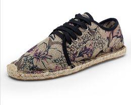 Wholesale Joker Buckle - Hot Sale Leisure Shoes Male Comfortable Slip-On Shoes For Lazy Men Breathable Mens Canvas Shoes Joker Man Loafers 36-45 Retail H843