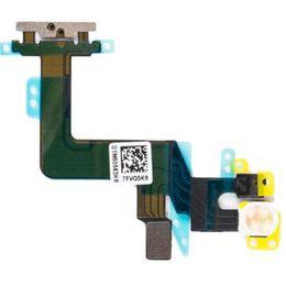 iphone botão botão volume Desconto Para iphone6s 100% substituição botão de volume de energia original flex mudo botão silencioso fita flex cable para iphone 6 s 4.7
