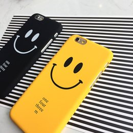 Wholesale Cheap Plastic Cell Phones - China Wholesale Cheap Cell Phone Cases For iPhone 6 6Plus Armor Defender Hybrid Heavy Duty Shockproof Cases Cover Smile Face UPS DHL Free