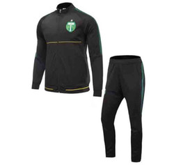 Wholesale Bollywood Top - op quality tracksuit AA+top quality tracksuit 2017 Portland Loggers Sports Set. Polish special lumber jackets suit. Bollywood Slugs Spo